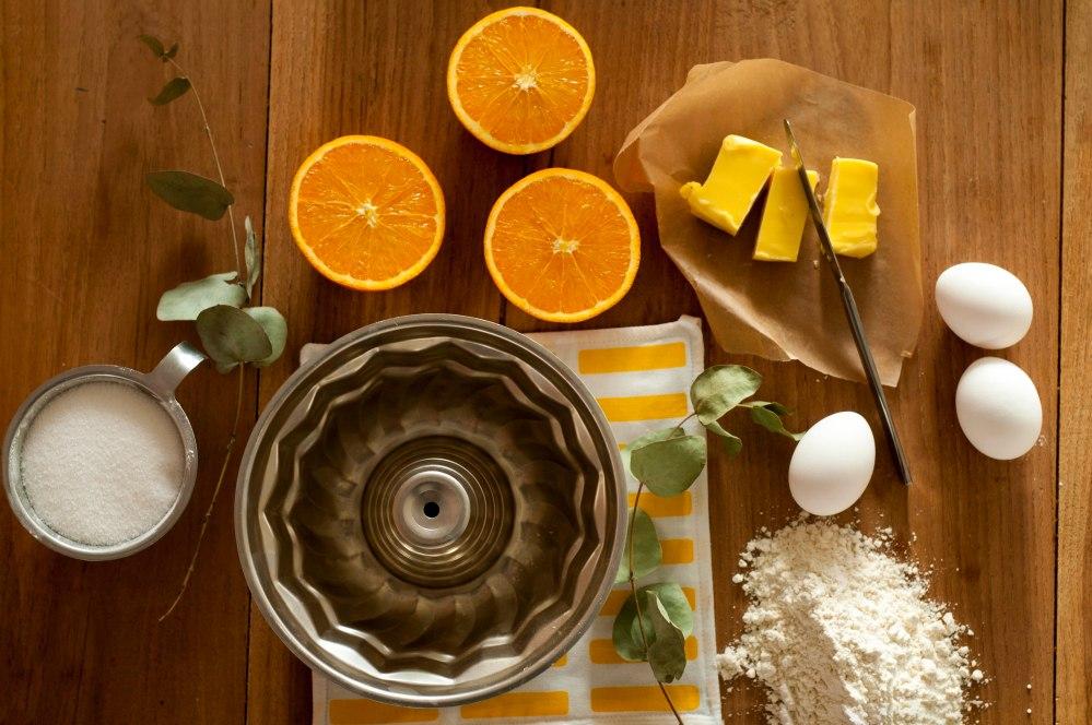 Appelsiinikakku_ainekset